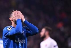 100 cú sút phạt gần nhất của Ronaldo xảy ra như thế nào?