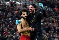 7 khoảnh khắc quyết định chức vô địch của Liverpool