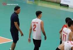 TRỰC TIẾP Chung kết bóng chuyền hạng A 29/6: BTL CS Cơ Động vs Đà Nẵng