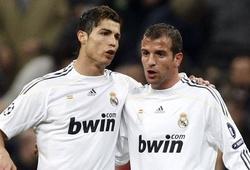 """Ronaldo mang """"tiếng oan"""" vì đồng đội cũ nhớ nhầm kỷ niệm"""