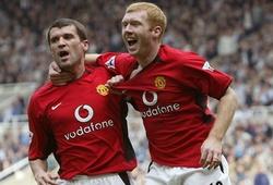 Đội hình MU tốt nhất của huyền thoại Roy Keane vắng một loạt sao
