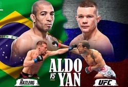 Nhận định trận đấu giữa Jose Aldo vs Petr Yan tại UFC 251