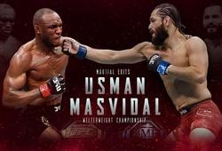 Nhận định trận Kamaru Usman vs Jorge Masvidal tại UFC 251