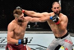 Tân binh UFC gây sốc với màn knockout 'sát thủ' Thụy Sĩ