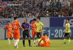 Quang Hải không thể cứu Hà Nội FC