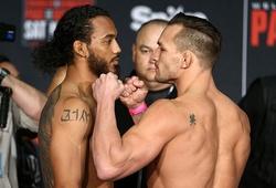 Bellator MMA trở lại với trận tái đấu kinh điển Benson vs Chandler 2