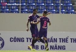 Sài Gòn FC ẵm trọn giải thưởng tháng 3 & 6 V.League 2020