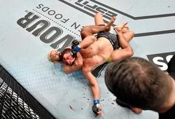 Chùm ảnh Deiveson Figueiredo lên ngôi tại UFC Fight Night 172