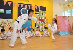 'Hoàng tử quyền' Nguyễn Đình Toàn với giấc mơ ươm mầm Taekwondo trẻ