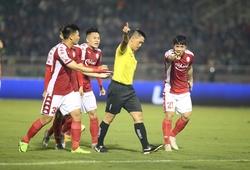 Mất oan penalty, CLB TP. HCM kiến nghị thay đổi Trưởng ban Trọng tài VFF