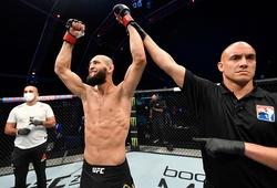 Tân binh UFC gây sốc với lối đánh hủy diệt như Khabib Nurmagomedov