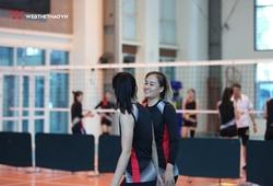 Thắng cả BHL, chuyền hai Linh Chi cùng đồng đội hân hoan như vô địch
