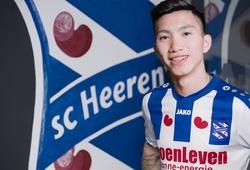 Dự bị ở Heerenveen, giá trị của Văn Hậu vẫn giữ 4 tỷ đồng