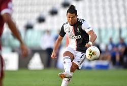 Ronaldo phá kỷ lục ghi bàn tồn tại gần 60 năm ở Juventus