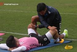 Quang Hải bị sốt, Hà Nội FC chỉ còn 13 cầu thủ đấu SHB Đà Nẵng