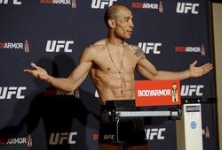 Jose Aldo: Cắt cân xuống Bantamweight còn dễ hơn Featherweight