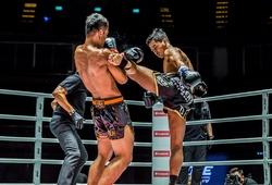 Sư đệ Buakaw đại thắng Sát Thủ Nhí ngày chào sân ONE Championship