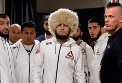 Khabib cùng biệt đội ẩu đả sẽ tham gia UFC 254