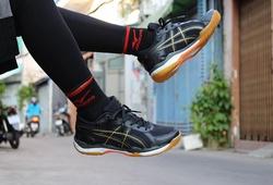 Giày bóng chuyền nam sân bê tông: Nên chọn loại nào?