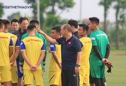 Vừa mới tập trung, ĐT Việt Nam dời lịch vì… FIFA