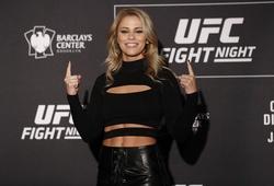 Người đẹp UFC Paige Vanzant từ chối Bellator, thử lửa sàn Boxing tay trần