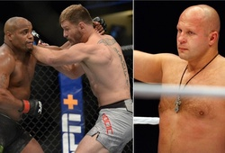 Fedor và người thắng Cormier vs Miocic 3: Ai mới là Heavyweight vĩ đại nhất?