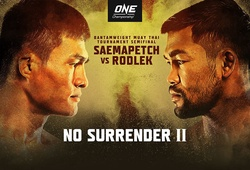 Kết quả ONE Championship: No Surrender 2