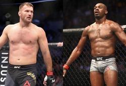 Jon Jones nói về UFC 252: 'Cái đai hạng nặng sẽ là của tôi sớm thôi'