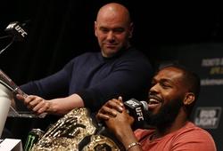 UFC đồng ý đàm phán đưa Jon Jones lên hạng