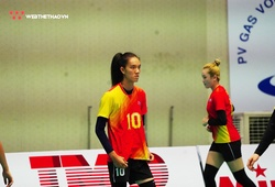 Đi tìm đội hình nữ tiêu biểu sau vòng 1 giải bóng chuyền VĐQG 2020