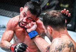 "Frankie Edgar thắng nghẹt thở Pedro Munhoz giữa ""mưa knockout"" UFC on ESPN 15"