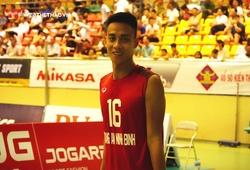 Vũ Quang Khơi: Sao bóng chuyền đi lên từ những giải hội làng