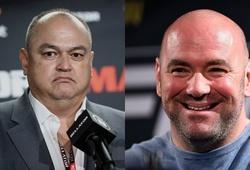 """Dana White chế giễu chủ tịch Scott Coker vì tuyên bố """"Light-Heavyweight của Bellator là hay nhất"""""""