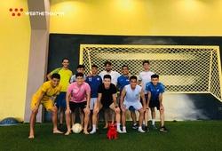 Phẫu thuật chấn thương, người hùng U19 Việt Nam chờ bảo hiểm
