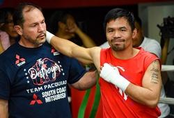 HLV Manny Pacquiao: 'Sao phải tự hạ giá và làm giàu cho một kẻ vô nghĩa như Conor?'