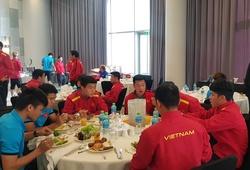 Ông Park: Thể lực và chế độ dinh dưỡng là nỗi lo của bóng đá Việt Nam