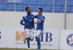 """Ba cầu thủ """"chi viện"""" Hải Phòng lọt Top 5 thi đấu nhiều nhất ở Quảng Ninh"""