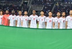UAE tập huấn châu Âu, quyết vượt mặt ĐT Việt Nam