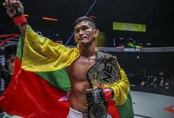 ONE Championship mang võ đài quốc tế trở lại với 'Mãng xà' Aung La N Sang
