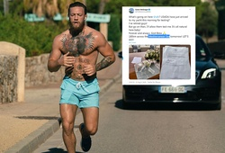 Kiểm tra chất cấm giữa kì nghỉ, Conor có thực sự giải nghệ?