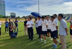 Thanh Hóa FC ra văn bản chỉ đạo lạ, HLV Nguyễn Thành Công từ chức