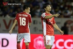 Mất Huy Toàn vắng Công Phượng, TP.HCM tập kín trước trận gặp Hà Nội FC