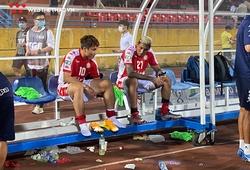 """CLB TP. HCM và """"hat-trick"""" thất bại trước Hà Nội FC: Nỗi đau kim tiền"""