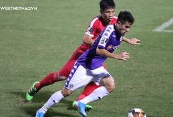 Trận Hà Nội FC vs Viettel đón 3.000 khán giả đến sân