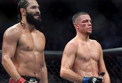"""UFC lên lịch tổ chức trận """"BMF"""" Jorge Masvidal vs Nate Diaz 2"""