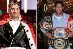 Tyson Fury muốn Joshua thế chỗ nếu Wilder không thể đấu vào tháng 12