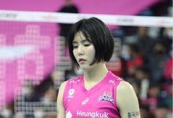 Lee Jae Yeong: Sao xinh đẹp nhất KOVO Cup gặp chấn thương như thế nào?