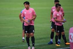 """Hà Nội FC thắng tưng bừng, Văn Hậu thiếu """"đất"""" diễn"""
