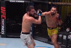 'Thánh nhảy' Michael Pereira thắng ngoạn mục, thách thức đai BMF của Jorge Masvidal