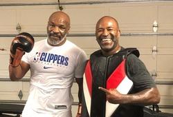 HLV của Mike Tyson: 'Tôi còn học nhiều hơn khi cầm đích cho cậu ấy'